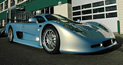 The Mosler MT900S supercar
